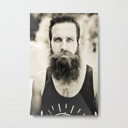 Adam, Eh. Metal Print