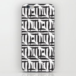 b&w iPhone Skin