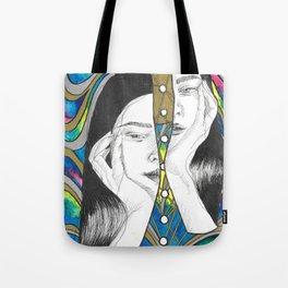 Layers of self Tote Bag