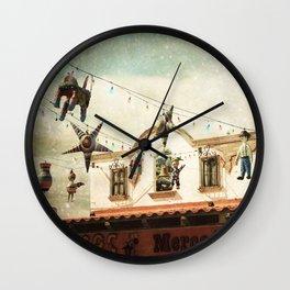 Fiesta Fiesta Wall Clock