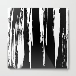 Frozen Falls No. 1 Metal Print