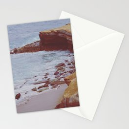 Stone and Sea Stationery Cards