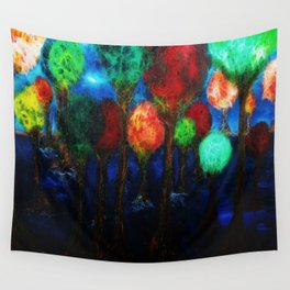 All The Possibilities Wall Tapestry