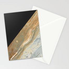 Athena Color Block Stationery Cards