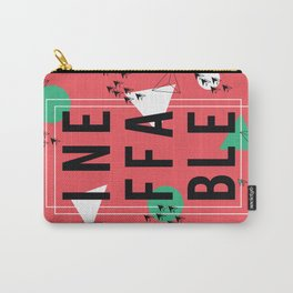 Ineffable Carry-All Pouch
