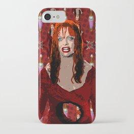 "Death Becomes Her - Helen ""Soaking Wet"" iPhone Case"
