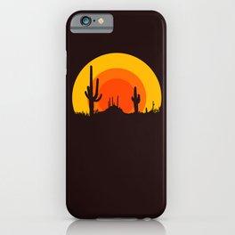 mucho calor iPhone Case