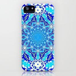 Serenity Mandala iPhone Case