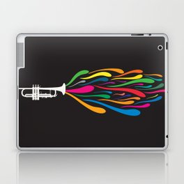A Trumpet Laptop & iPad Skin