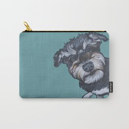 Benji the Schnoodle Carry-All Pouch