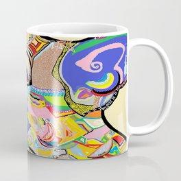Corgi Close Up Coffee Mug