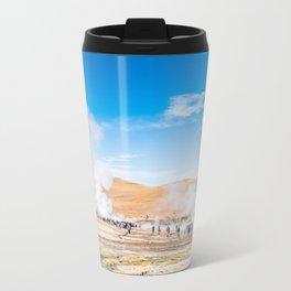 Atacama, Chile Metal Travel Mug