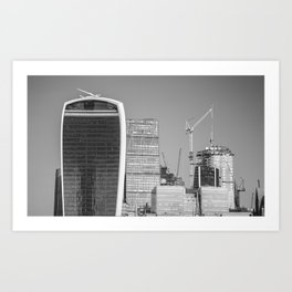 London Architecutre Art Print