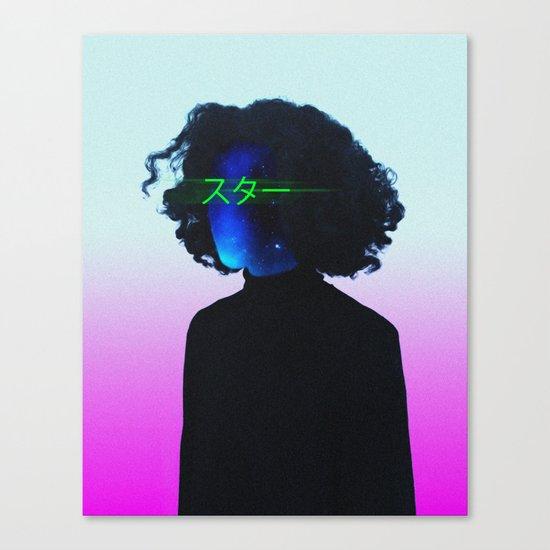 Etoile Canvas Print