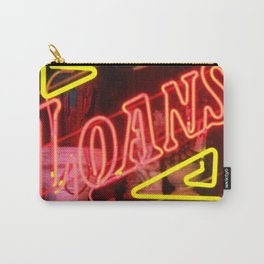 Loans Carry-All Pouch