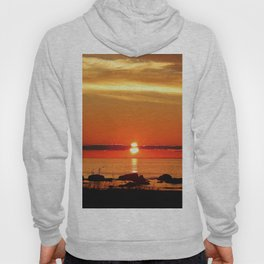 Sunset in a Northern Paradise Hoody