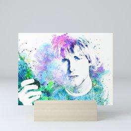 Kurt Kobain Mini Art Print