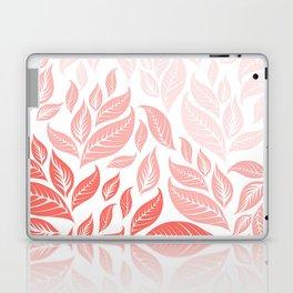LIVING CORAL LEAVES 3 Laptop & iPad Skin