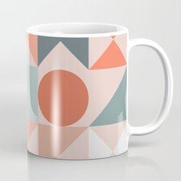 Mid Century Modern  Geometric 06 Coffee Mug