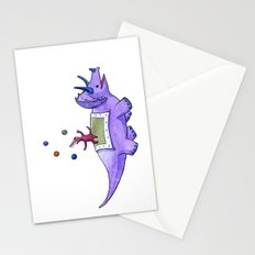 Trick-ceratops! Stationery Cards