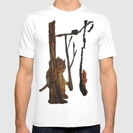 the wild unknown  T-shirt