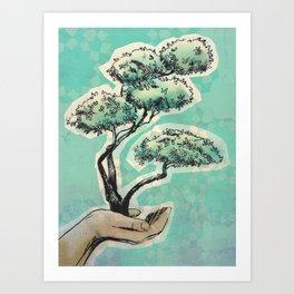 SEED IDEA Art Print