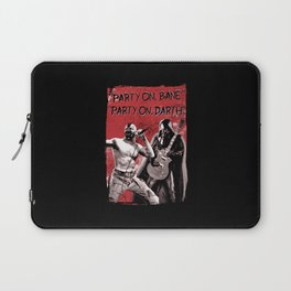 Party on, Bane Laptop Sleeve