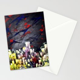 HighTopCity Stationery Cards