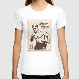 Frank Moran - Pittsburg Pennsylvania Boxing Hall of Fame T-shirt