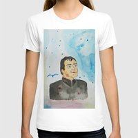 crowley T-shirts featuring supernatural crowley by meldemirci