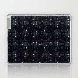 Pac-Man Retro Arcade Video Game Pattern Design Laptop & iPad Skin
