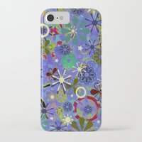 asia iPhone & iPod Cases featuring Asia Blue by gretzky