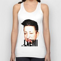 toilet Tank Tops featuring TOILET CLUB #laemi by Toilet Club