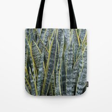 Snake Plants II Tote Bag