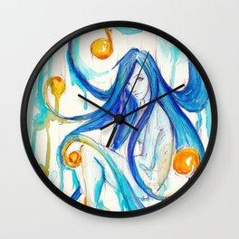 Light as air Wall Clock