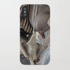 Rusty Harley Slim Case iPhone X