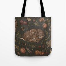 Foraging Fawn Tote Bag