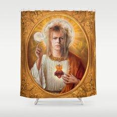 Jareth is my Jesus Shower Curtain
