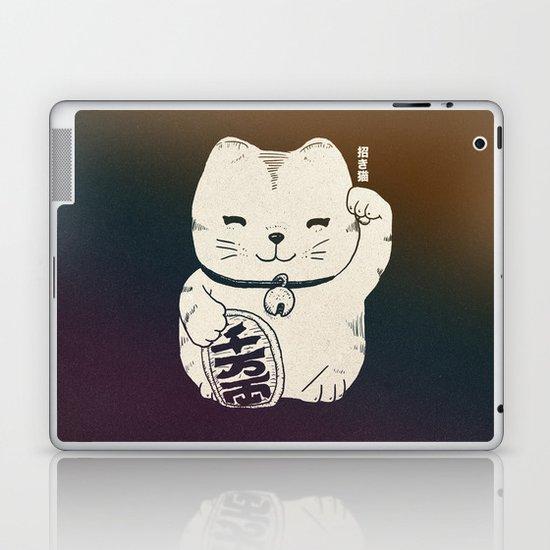 FORTUNE CAT Laptop & iPad Skin