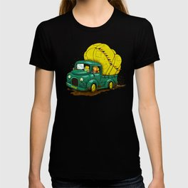 trucks and luggage T-shirt