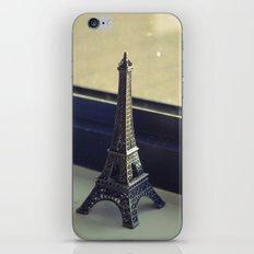 Dreaming of Paris iPhone & iPod Skin