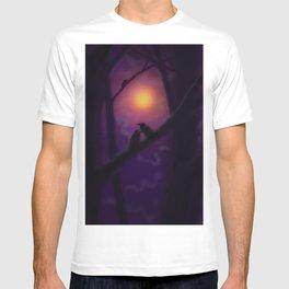 Ravens at Sundown T-shirt