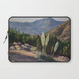 The Sentinels of the California Desert Laptop Sleeve