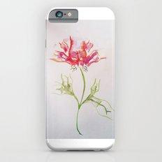 Butt Flowers iPhone 6s Slim Case