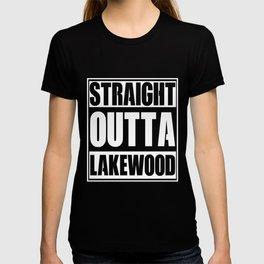 Straight Outta Lakewood T-shirt