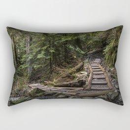 Beautiful Trees / 9 Rectangular Pillow