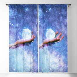 Galactic Pool Blackout Curtain