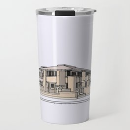 Darwin Martin House Travel Mug
