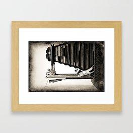 No. 3A Autographic Kodak Framed Art Print