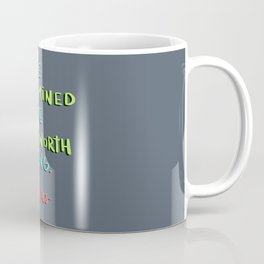 Socrates - the unexamined life Coffee Mug
